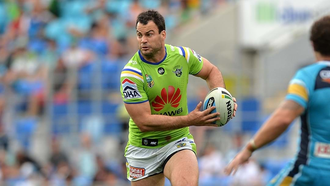 How Freddie Fittler Helped Dave Shillington Realise He Needed To Talk To Someone About His Mental Health