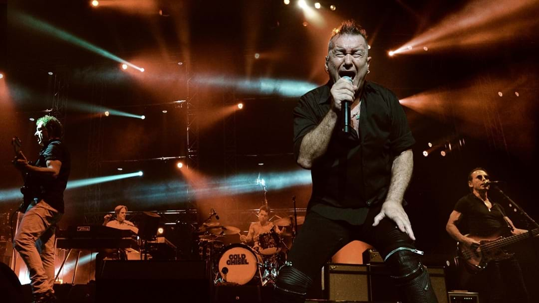 Cold Chisel's Blood Moon Tour Is Selling Fast