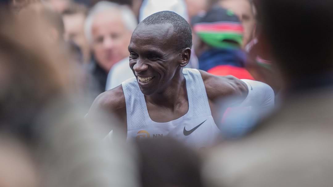 Kenyan Marathon Runner Breaks The 2-Hour Barrier