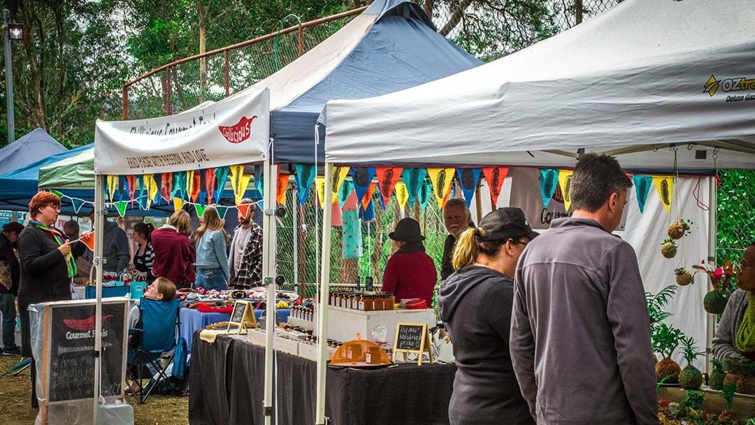 Don't Miss The Last Yarramalong Artisan Market Of The Year!