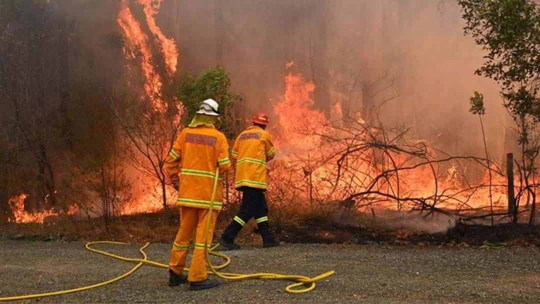 List Of NSW Schools Closed Tomorrow Due To Catastrophic Fire Conditions