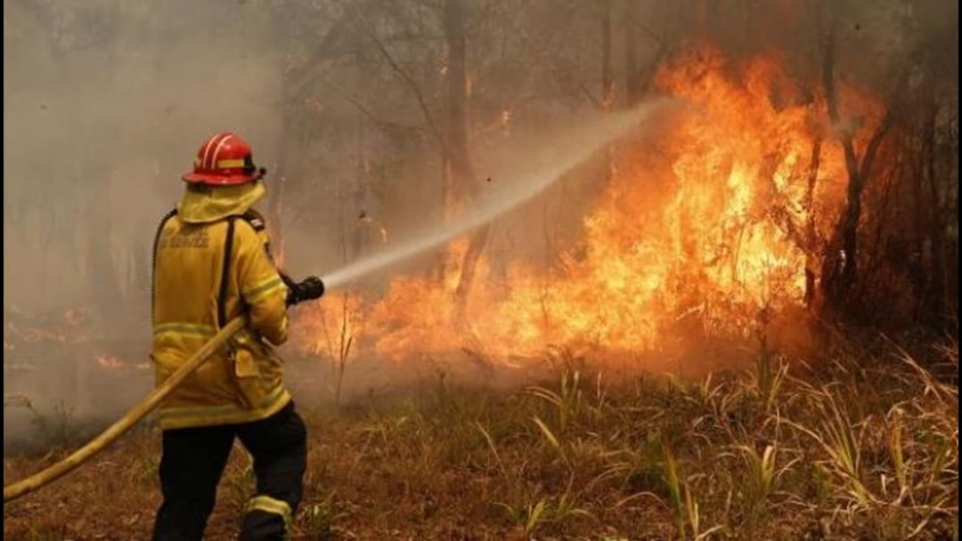 Euroa Volunteers Head North To Assist NSW And QLD Firefighting Efforts