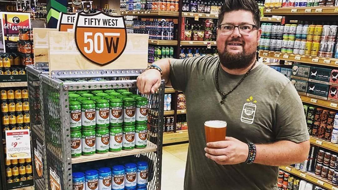 This Bloke Lost 20kgs In Six Weeks On A Beer Only Diet
