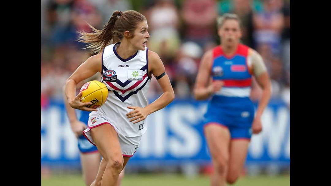What got Freo's Belinda Smith fired up?