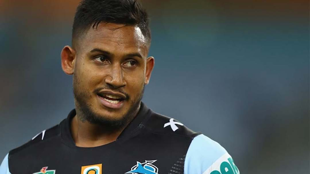 Ben Barba Likely To Be Spending A While On The Sideline