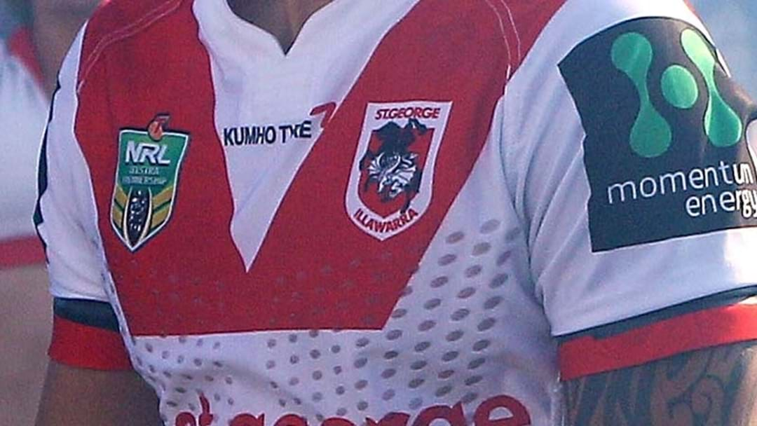 There May Be A Real Blast From The Past For The Dragons In Next Year's 9s