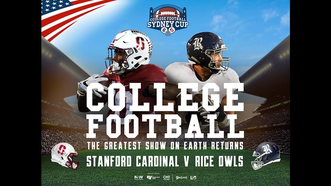 American College Football Is Returning To Sydney