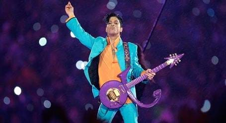 LISTEN: New Prince Song