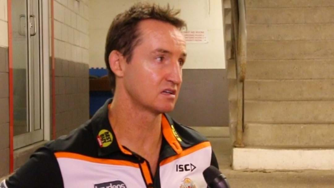 It's Been 12 Hours To Forget For Wests Tigers