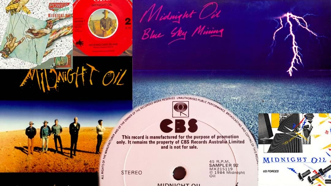 Top 10 Midnight Oil Songs