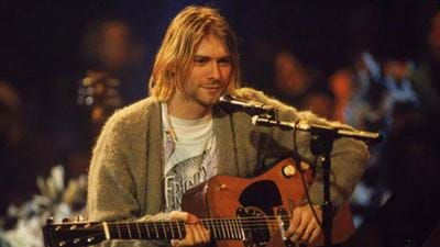 Australia's Getting A Nirvana Unplugged Gig This December