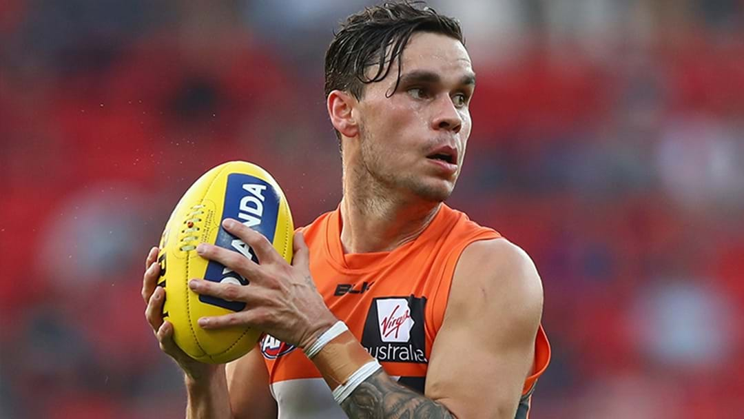 GWS Young Gun Signs New Deal