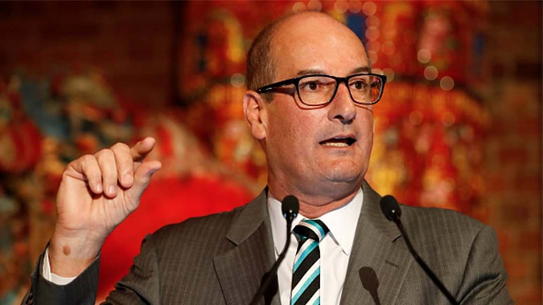Kochie's Bold 2017 Goals For Port Adelaide