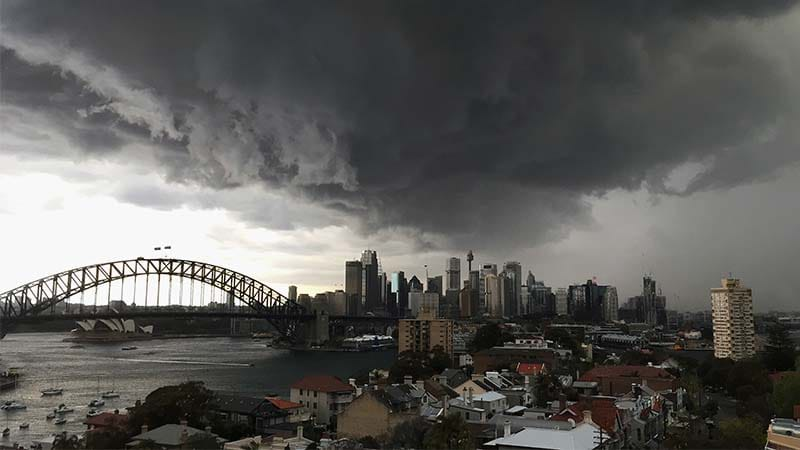 Article heading image for Sydney Is About To Be Hit By A Monster Storm