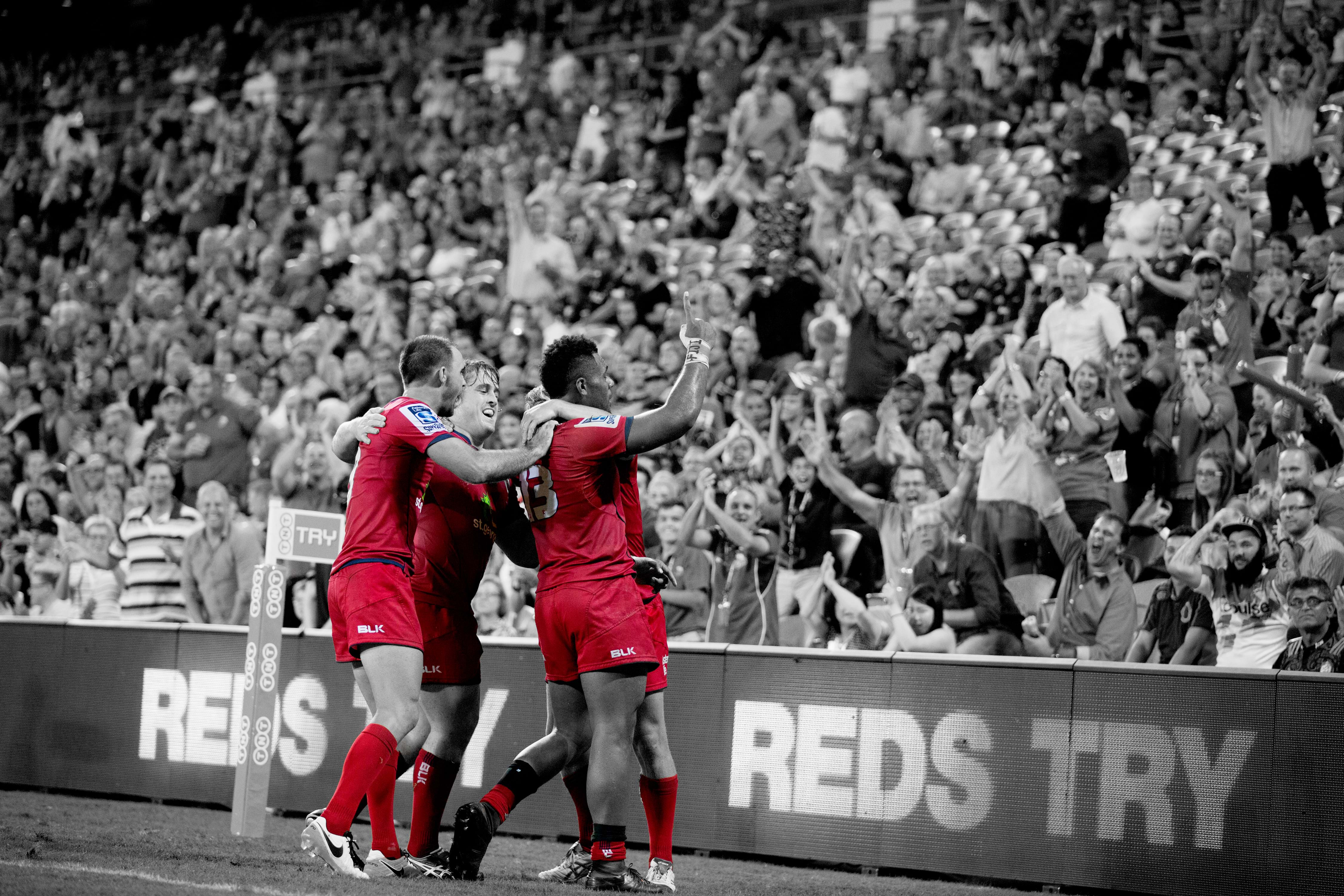 Be there to support your St George QLD Reds!