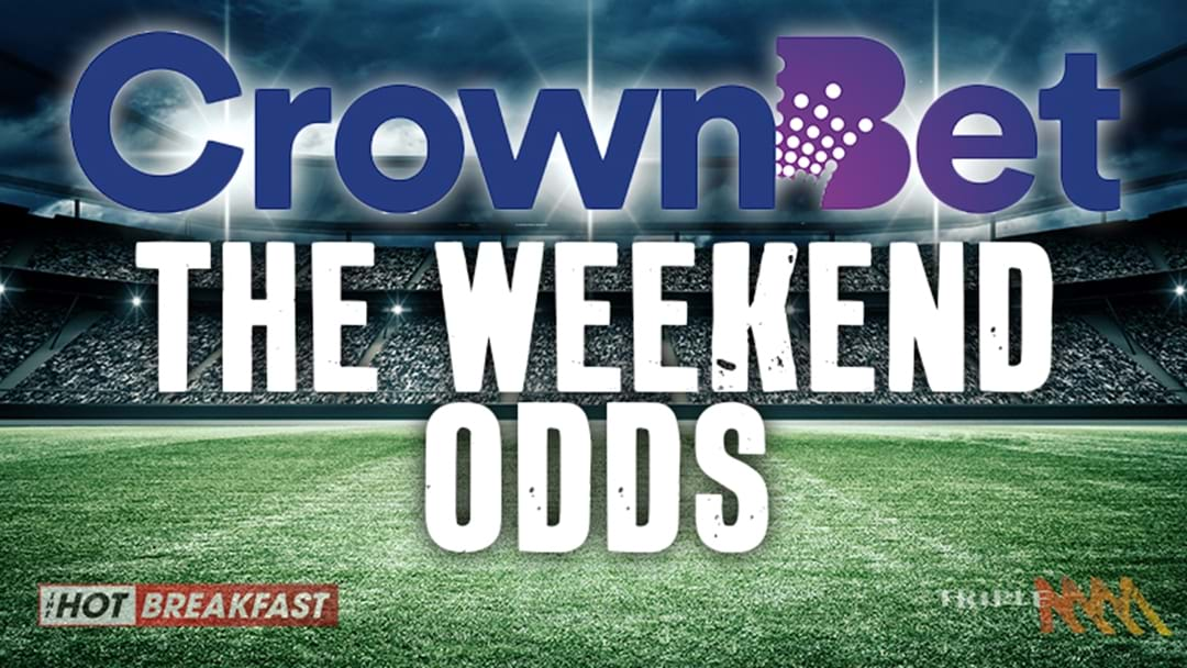 Crownbet Weekend Odds: Why You Need To Get On Richmond Now