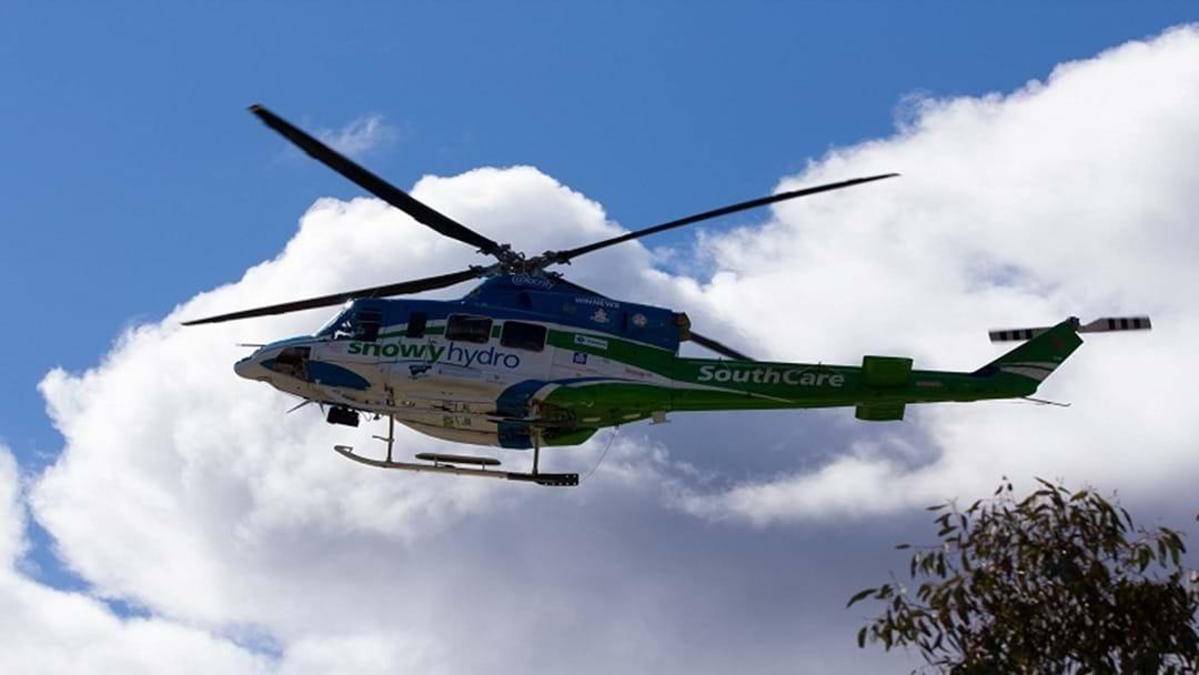 Rescue Service To Get New Chopper