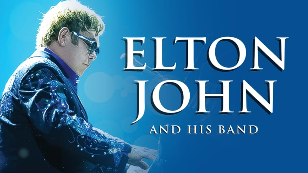 Sir Elton John returns to North Queensland