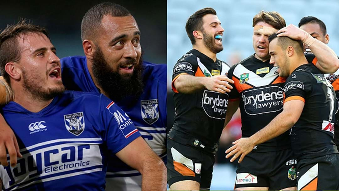 Matty Johns and MG Weigh In On The Wests Tigers And Bulldogs Chances This Season