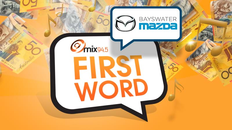 mix94.5's First Word