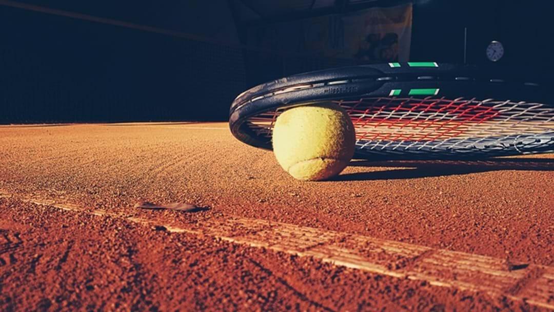 Tongala Couple Win Tennis Service Award