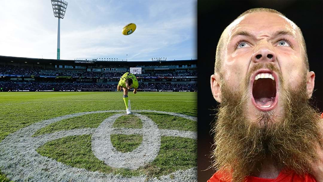 AFL Ruckmen Weigh In On The Bounce Debate