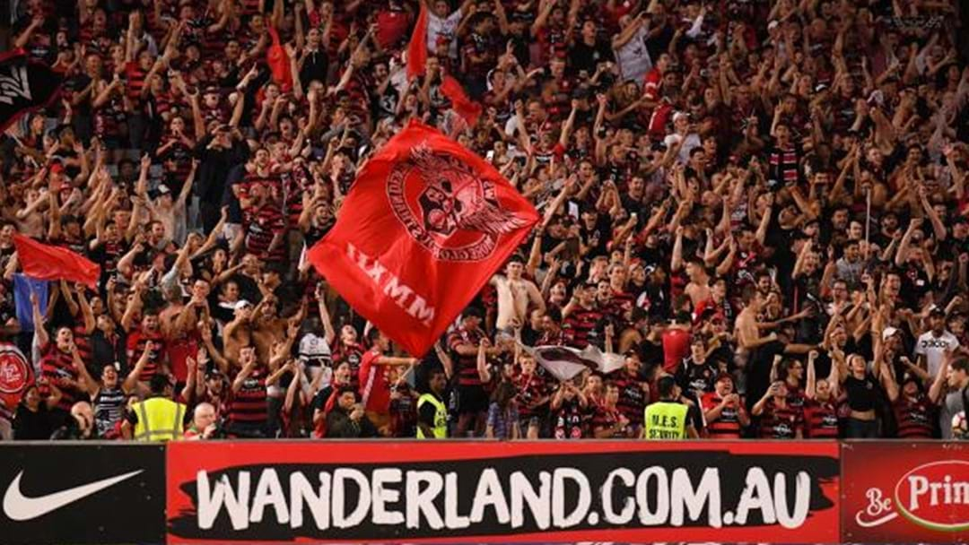 WSW Move To Ban Fans Over Lewd Banner