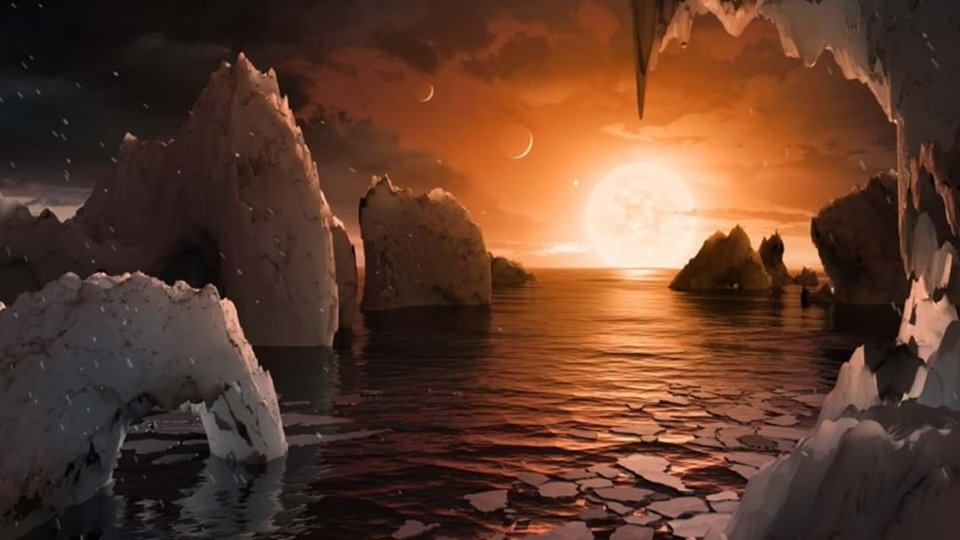 NASA Discovers Seven Earth-Like Planets
