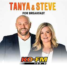 Tanya & Steve