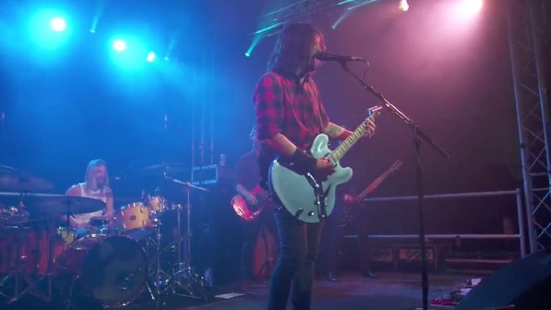 Foo Fighters Leave London With 5 Star Reviews