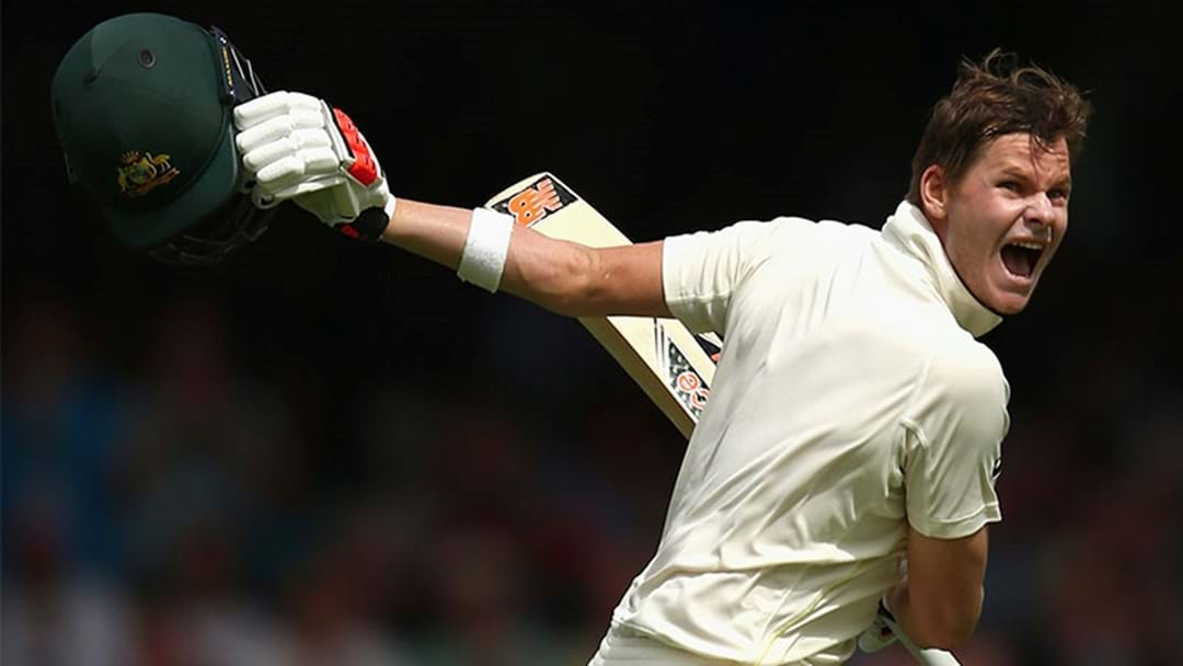Steve Smith Just Made Probably His Best Ever Ton