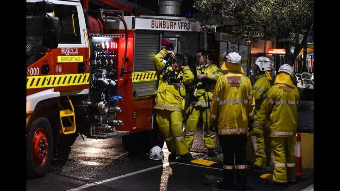 State Firefighter Games To Light Up Bunbury