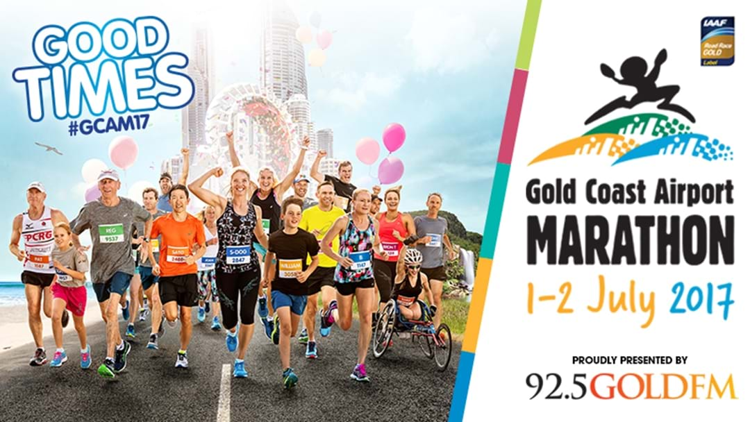Come for the run, stay for the fun!