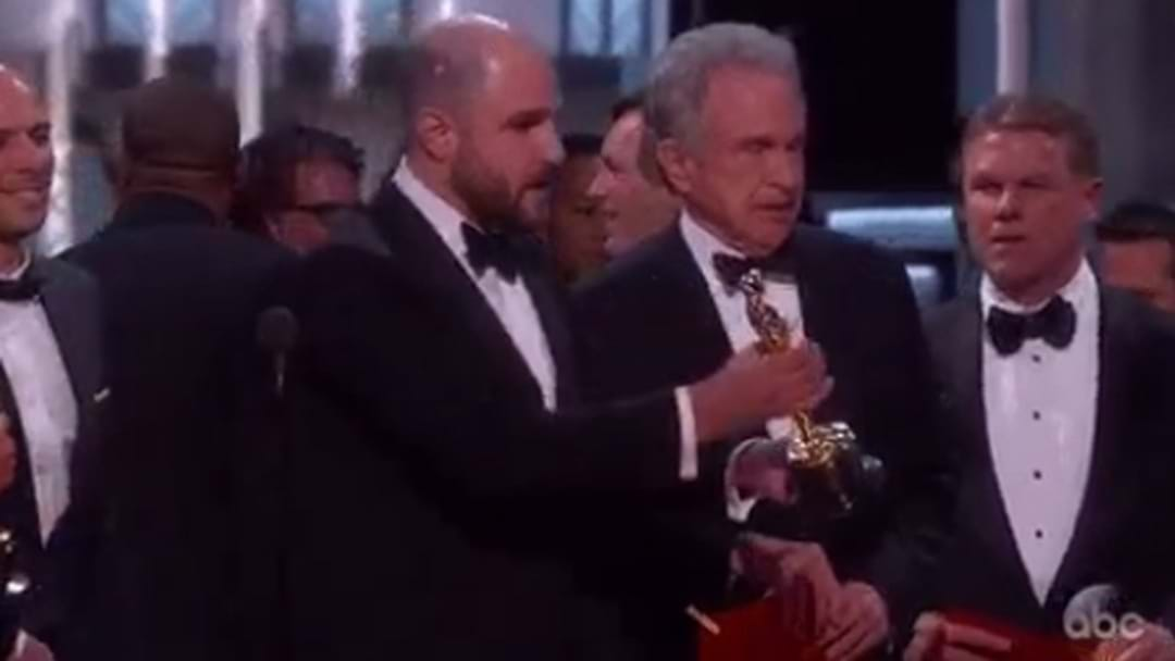 They Completely STUFFED UP The Best Picture Oscar Winner