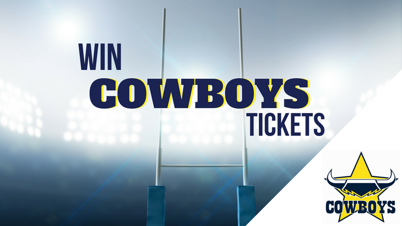 Enter now to WIN Cowboys Home Game tickets!