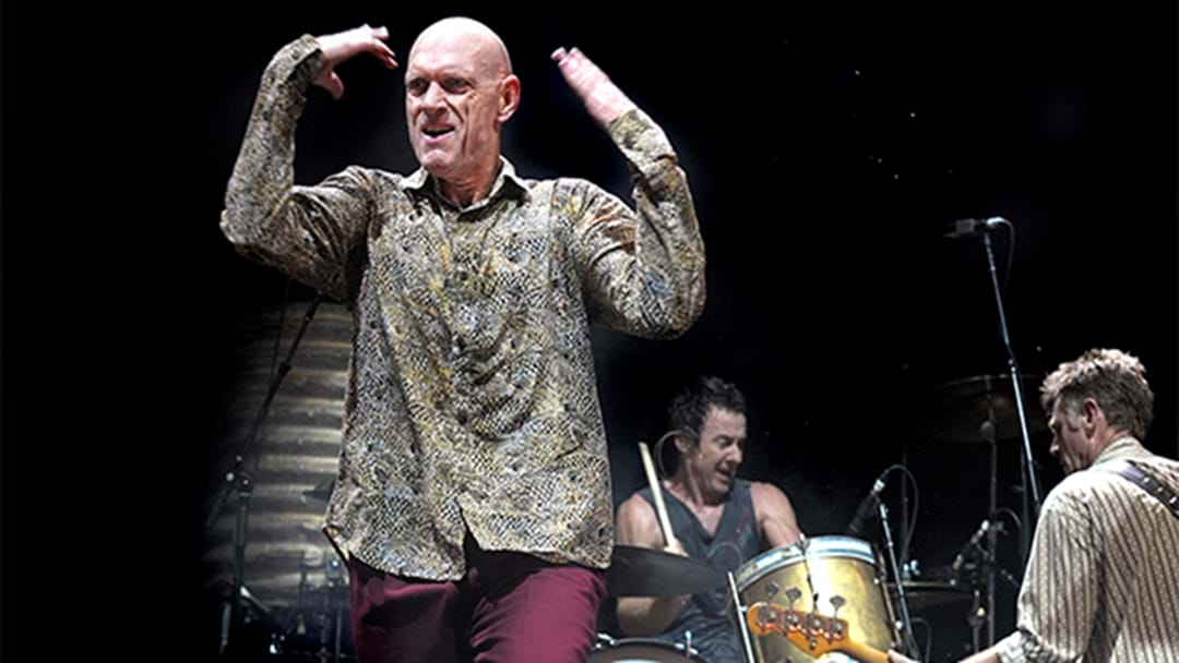 Peter Garrett Calls Out Andy Lee's Dance Story On Kennedy Molloy