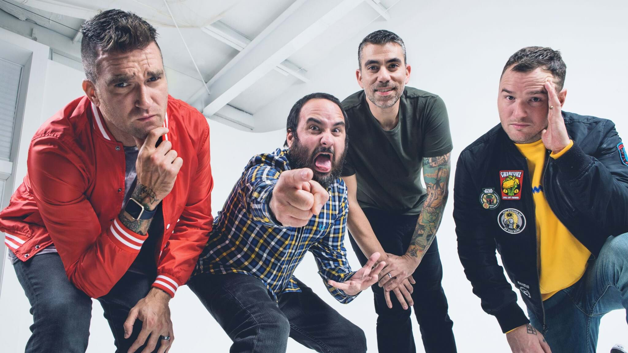 Article heading image for New Found Glory Announce 20 Years Of Pop Punk Tour