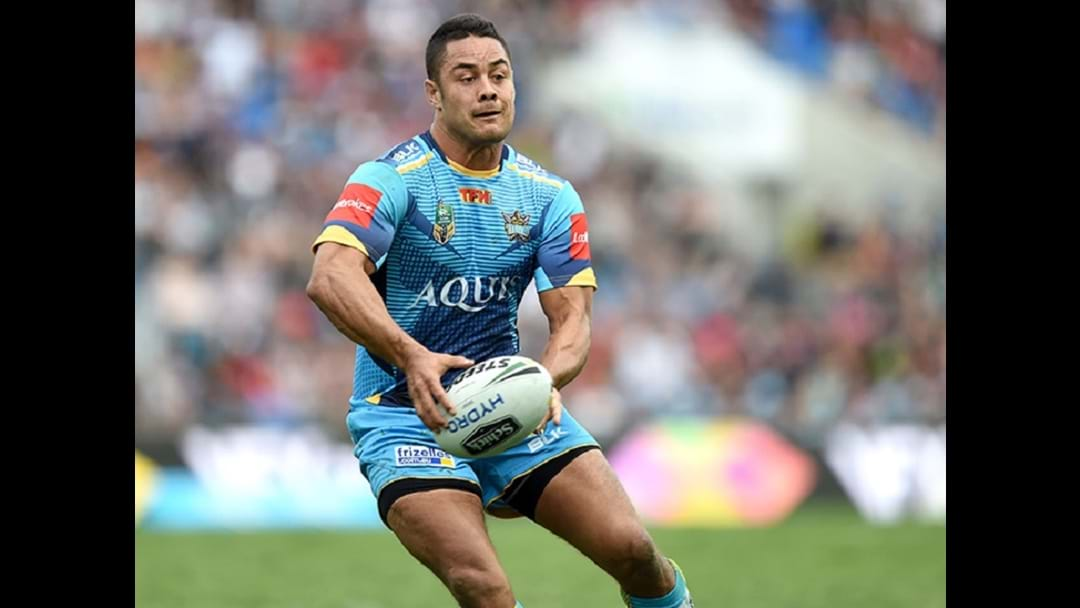 Jarryd Hayne Not Going Anywhere Soon: Dobbo