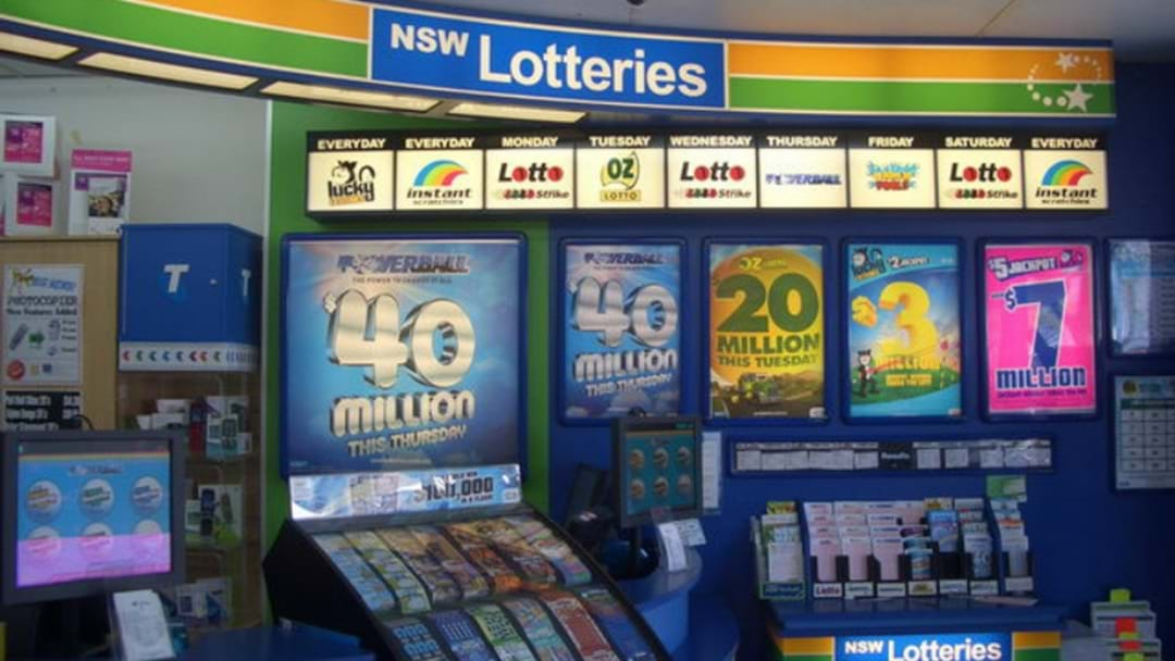 The Hunter Is A Lotto Hotspot