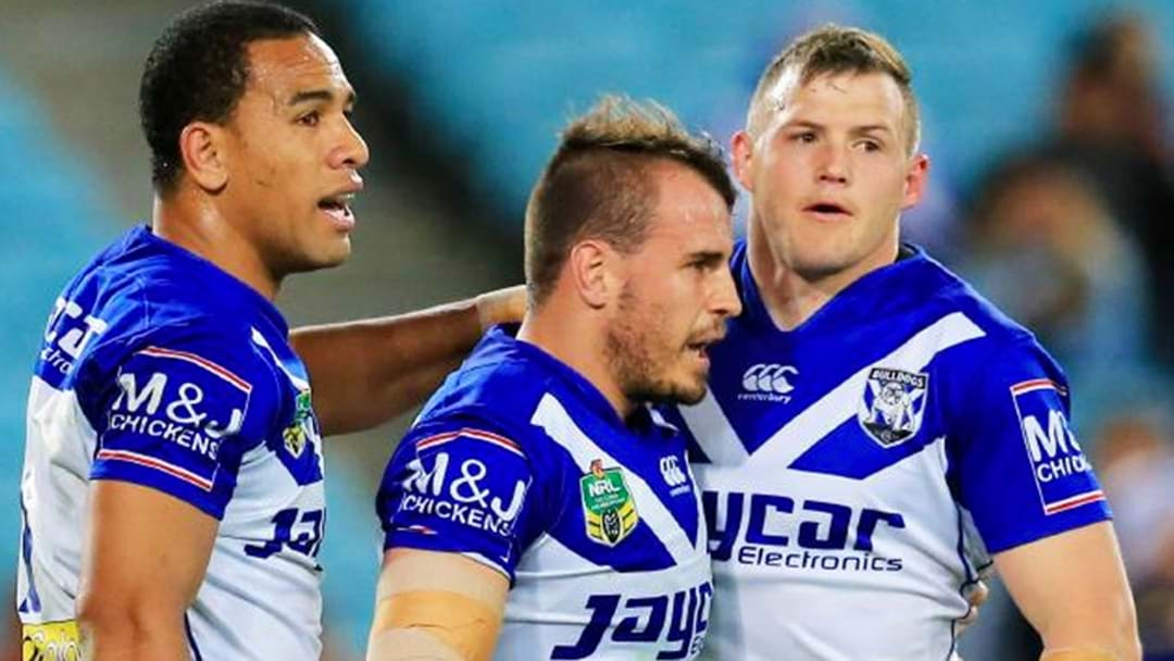 Candid Josh Reynolds Rips In Over His Performance