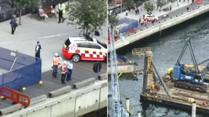 Article heading image for Man Has Died On Sydney Building Site