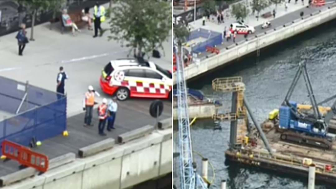 Man Has Died On Sydney Building Site