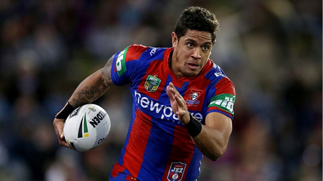 Souths Confirm Signing Of Dane Gagai