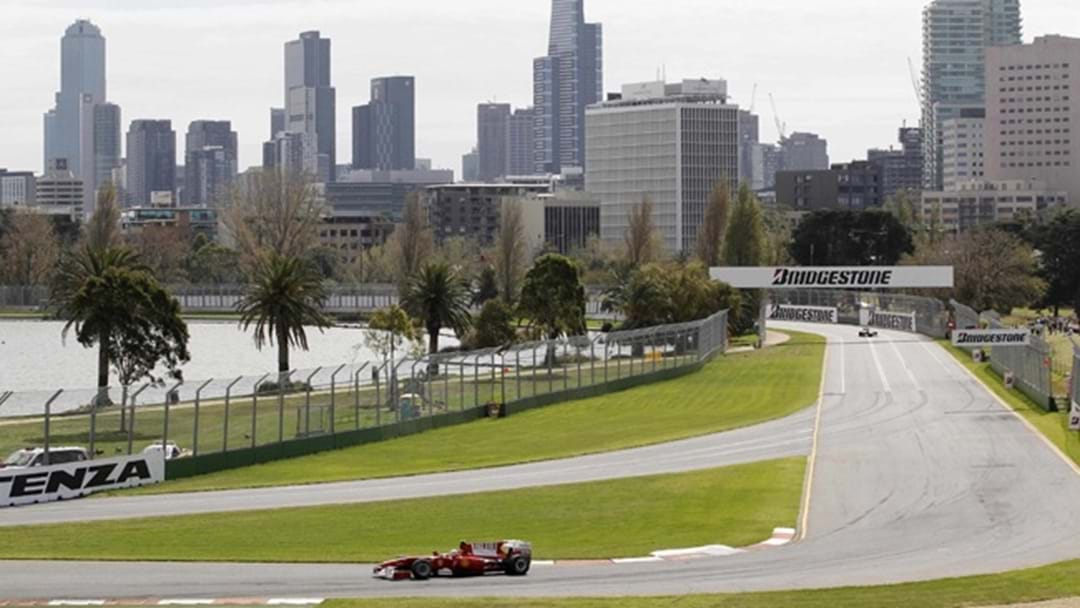 Australian Grand Prix Gets A Shake-Up