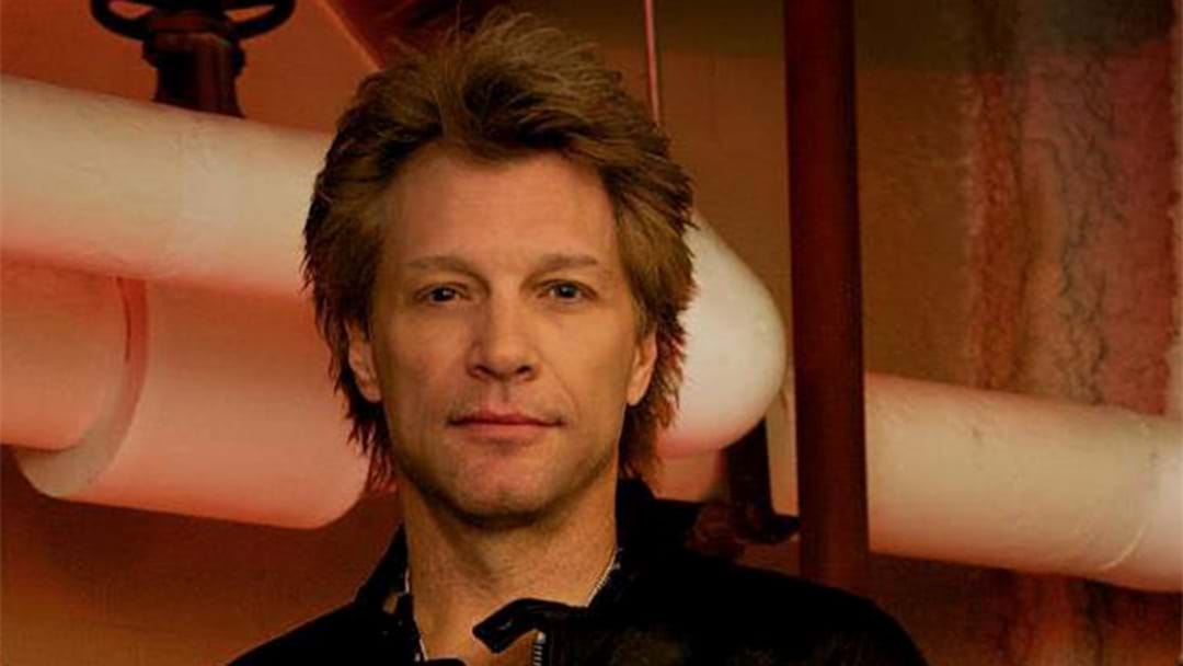 Top 5 Jon Bon Jovi Moments
