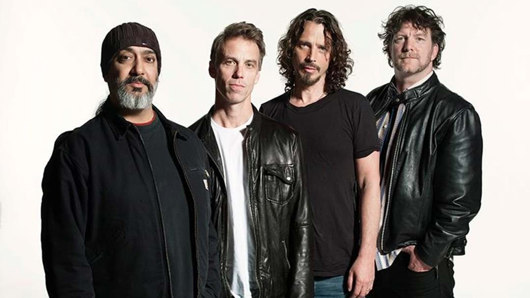 Soundgarden Announce Huge Tour