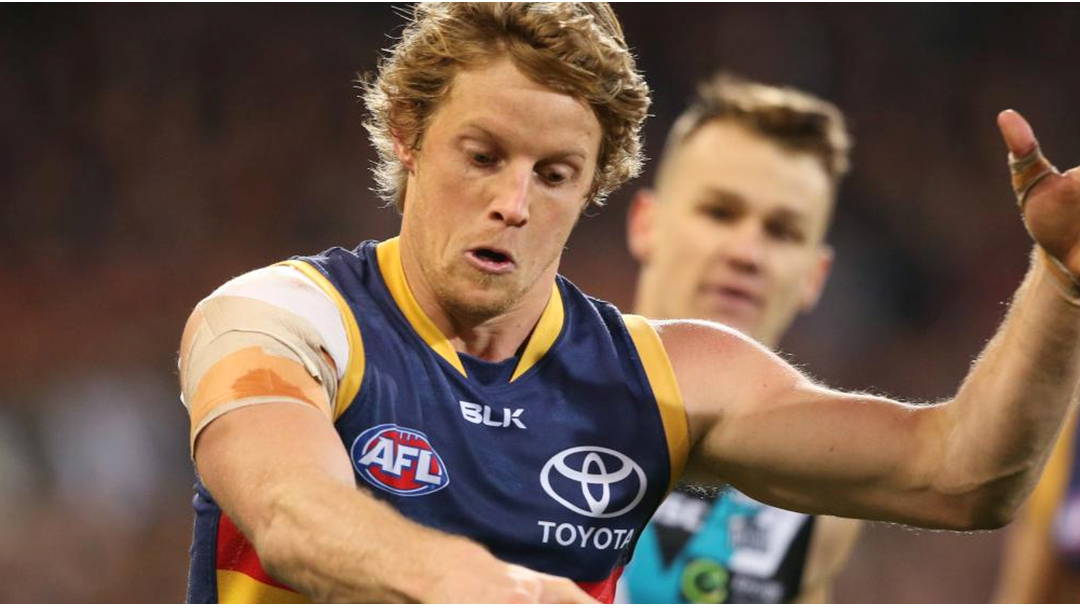 How Quickly Will Rory Sloane Bounce Back After His Eye Socket Injury?