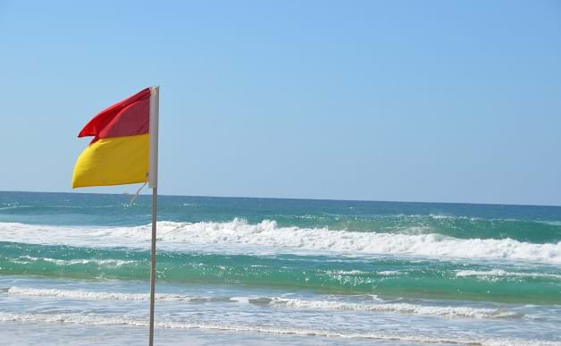 Article heading image for Surfer rescued off Burleigh
