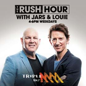 The Rush Hour With Jars & Louie