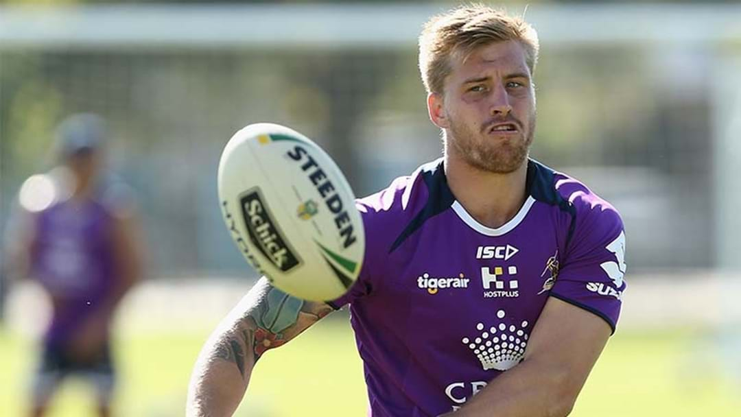 Storm Back Cameron Munster To Fill Thurston's Spot In Origin III